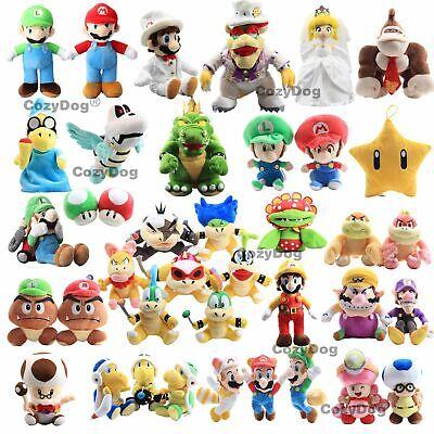 Super Mario Bros. Plüschtier Yoshi Koopa Plüsch Spielzeug Stofftier Puppe Figur