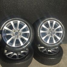 "GENUINE 17"" MAZDA 6 (GJ) ALLOY WHEELS + TOYO TYRES Preston Darebin Area Preview"