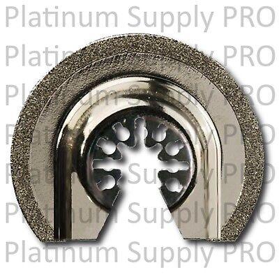 Flushcut Diamond Oscillating Multi Tool Blade Rigid Jobmax Dremel Fein Bosc
