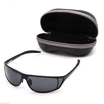 Maxcatch Titanium Sonnenbrille für Fliegenfischen Polarisierte Sonnenbrille Grau