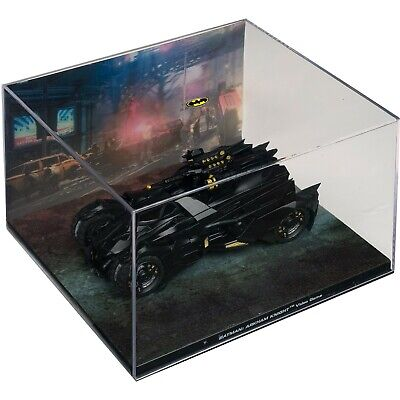 Batman Batmobile Arkham Knight Video Game 1:43 Scale Diecast Model w Magazine
