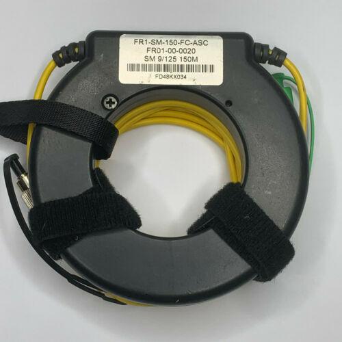 AFL Noyes 150M FC ASC Fiber Optic Launch Cable Ring for OTDR - FR1-SM-150-FC-ASC