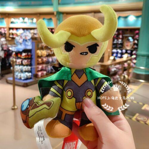 Authentic shanghai disney store nuiMOs Plush Toy Marvel Loki Doll