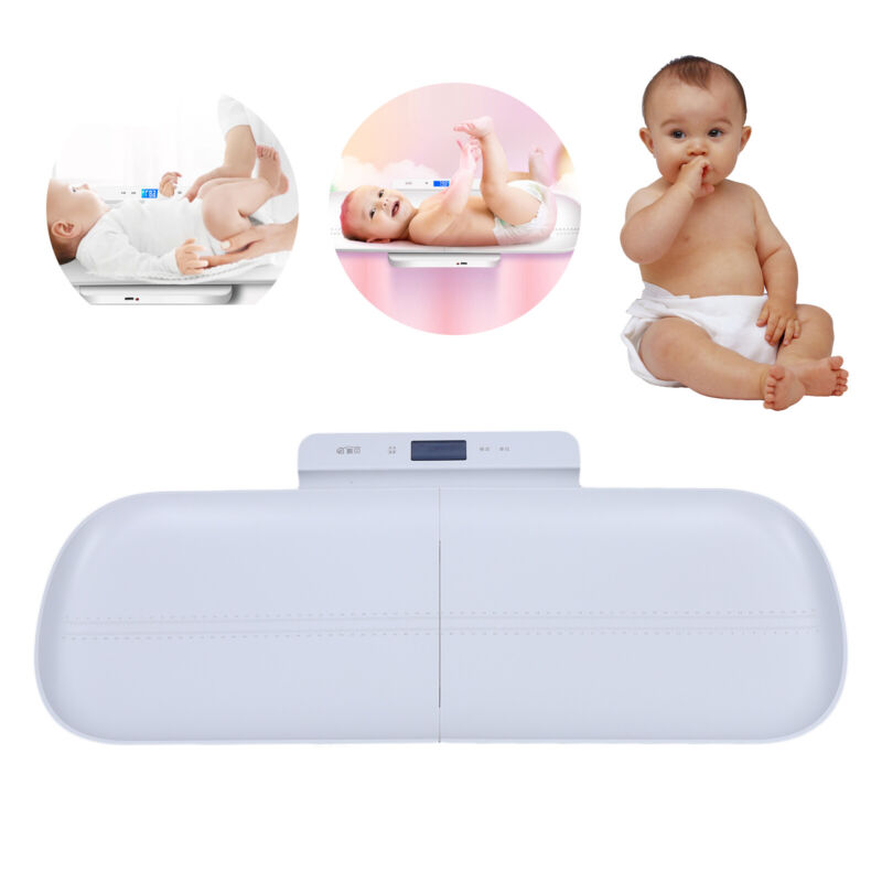 Infant Weight Scale Accurate Pediatric Infant Scale Bluetooth 0-10 years LCD