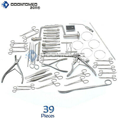 Craniotomy Instruments Set Orthopedic Surgical Instruments