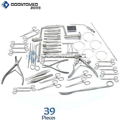 Craniotomy Instruments Set Orthopedic Surgical Instruments