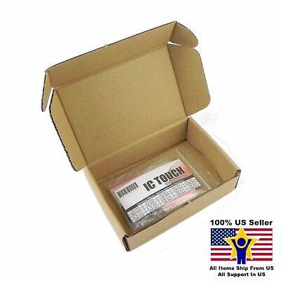 20value 40pcs Resistor Network 10-pin Bus Assortment Kit Us Seller Kitb0165
