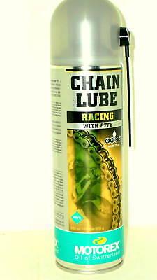 Motorex Kettenspray- ChainLube Racing teflon-verstärkt