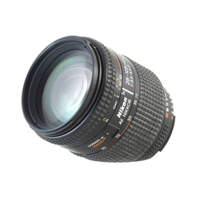 Nikon AF-D 28-105mm f/3.5-4.5 // West Yorkshire Cameras