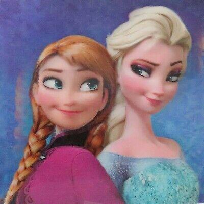 Disney FROZEN ANNA AND SNOW QUEEN ELSA - Animated 16