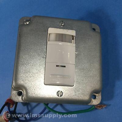 Leviton Ods10 Wall Switch Occupancy Sensor White 3976