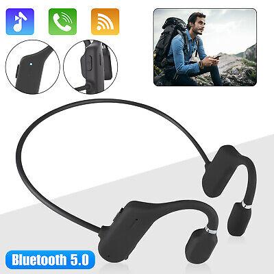 Wireless Bluetooth Bone Conduction Headphone Headset Sports