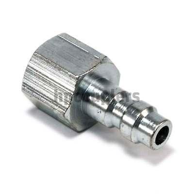 Foster 23-2 18 Female Npt X 18 Industrial Plug Steel Nipple Airsoft Fitting
