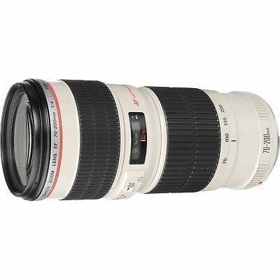 Canon EF 2578A002 70-200mm f/4 USM Lens
