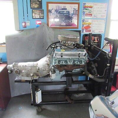 Pontiac 428 engine motor,2+2,gto,grand prix,firebird rebuilt 4 racecar 1965-1978