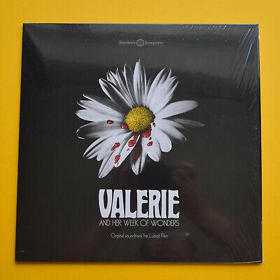 Valerie And Her Week Of Wonders - Original Soundtrack OST Luboš Fišer LP Album (Valerie And Her Week Of Wonders Soundtrack)