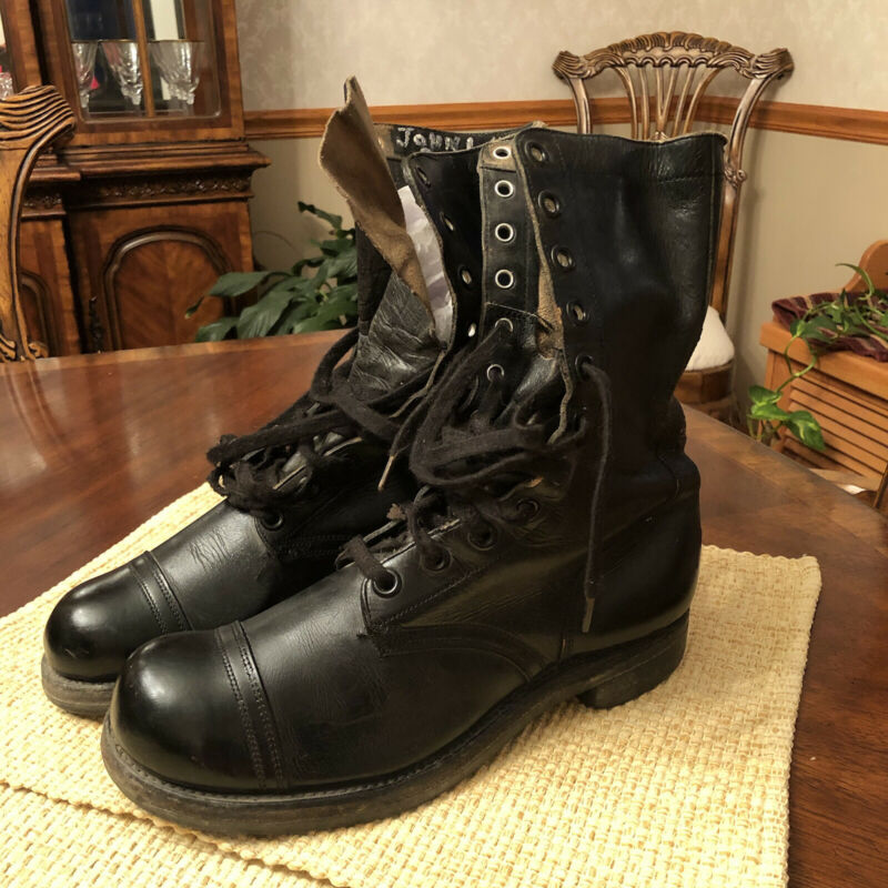WWII Military Paratrooper Boots