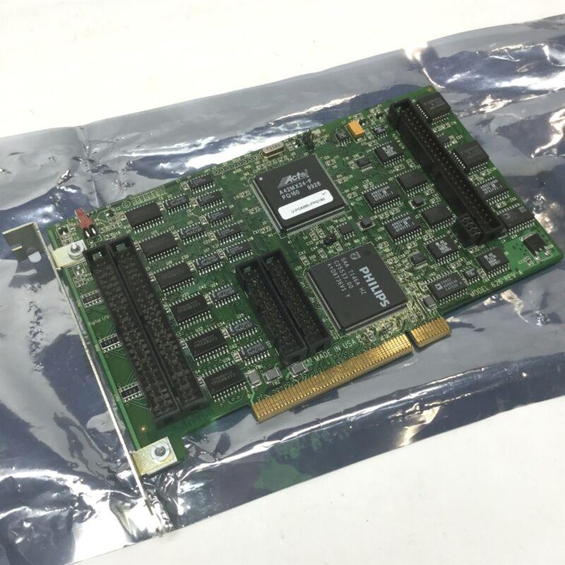 Sensoray Model 626 Multifunction I/O Board Digital Analog DAQ PCI Interface Card