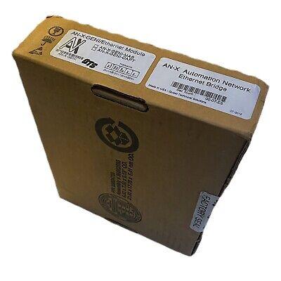 New Sealed Qts Prosoft An-x-geni Ethernetip To Genius Gateway Anxgeni 2012