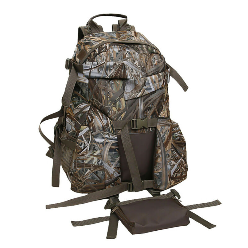 Extra Large Hunting Tactical Backpack with Rifle Holder Carry Bag Outdoor Hiking
