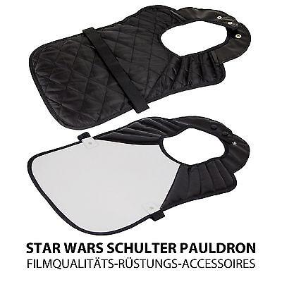 Star Wars Stormtrooper Schulter Pauldron 1:1 Prop 501st Kostüm Fasching NEU
