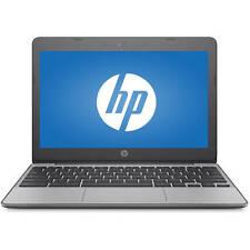 HP 11-V010NR 11.6 Laptop Intel Celeron N3060 1.6GHz 4GB 16GB Chrome OS