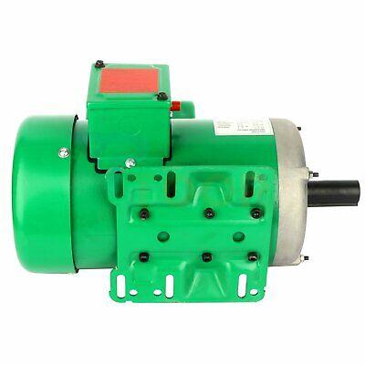New 2hp Agricultural Electric Motor Single Phase 145t Frame 1725 Rpm 115v230v
