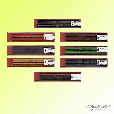 Fallminen 2 mm Bleistiftminen/bunte Minen Farbminen für Fallbleistift