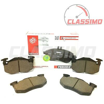 Ferodo Rear Brake Pads for RENAULT CLIO Mk 2 - all models - 1998 to 2005