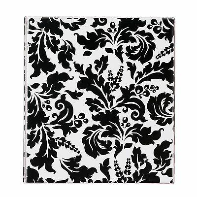 Avery Durable View Binder With 1 Round Rings 26747 Damask Ave-26747