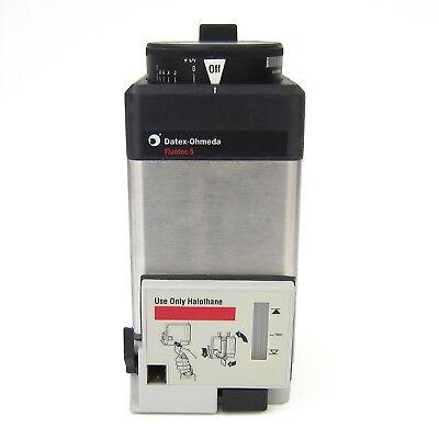 Datex Ohmeda Fluotec 5 Tec 5 Halothane Vaporizer