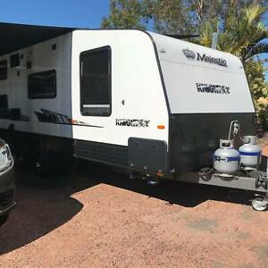 2019 Majestic Knight SLX Family Caravan