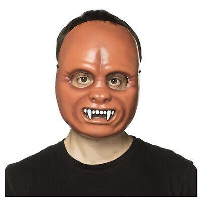 Adult Them Us Movie Creepy Vamp Vampire Halloween Cosplay Costume Face Mask (Creepy Face Mask)