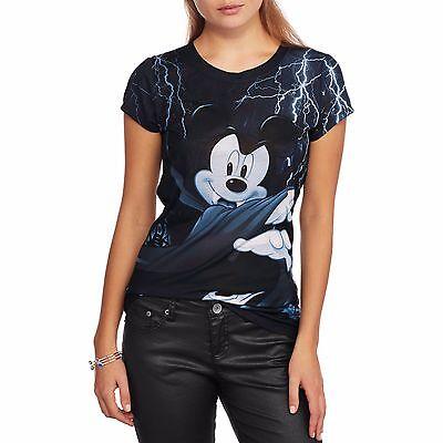 Disney Mickey Mouse Vampire Halloween Shirt Juniors Size S M L XL XXL 2XL