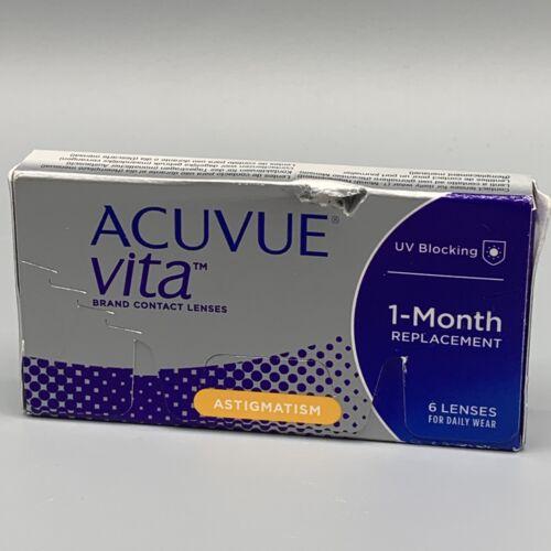 ACUVUE Kontaktlinsen Vita für Astigmatism Monatslinsen -2.25 Dioptrien /L1-3134/