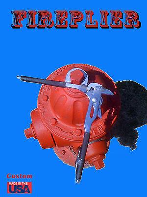 Firefighter Pocket-tool M-5 Popular North Carolina Fire Dept. Fighter Gift Idea