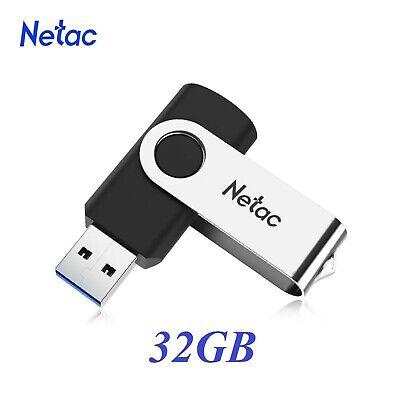 Pendrive 3.0 de 32 GB Memoria USB plegable Flash Memory Stick