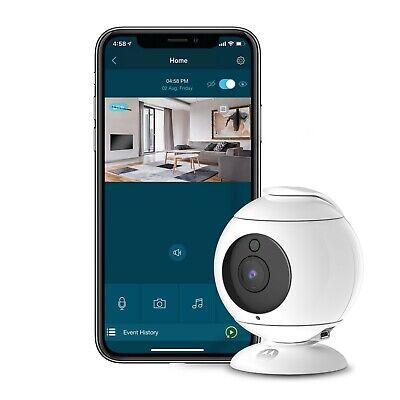 Motorola Focus 89 Full HD 1080p Wireless Indoor Camera with 360 Degree Pan
