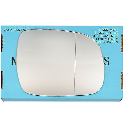 Lexus RX300 00-03 Right Side Electric Door Mirror Black+Auto Dimming Glass