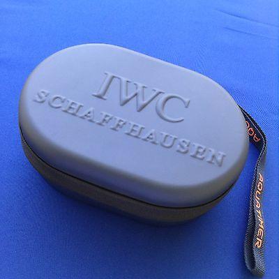 IWC Schaffhausen WATERPROOF BAG AQUATIMER Blue And Orange BEST QUALITY