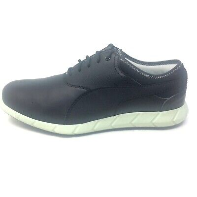 Puma Ignite Golf Shoes Sneakers Men's Sport Spikeless Shoe Black Size 9 M