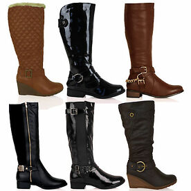 Women's Unbranded Boots from £13.99