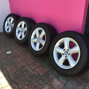 BMW X5 Wheels Bundall Gold Coast City Preview