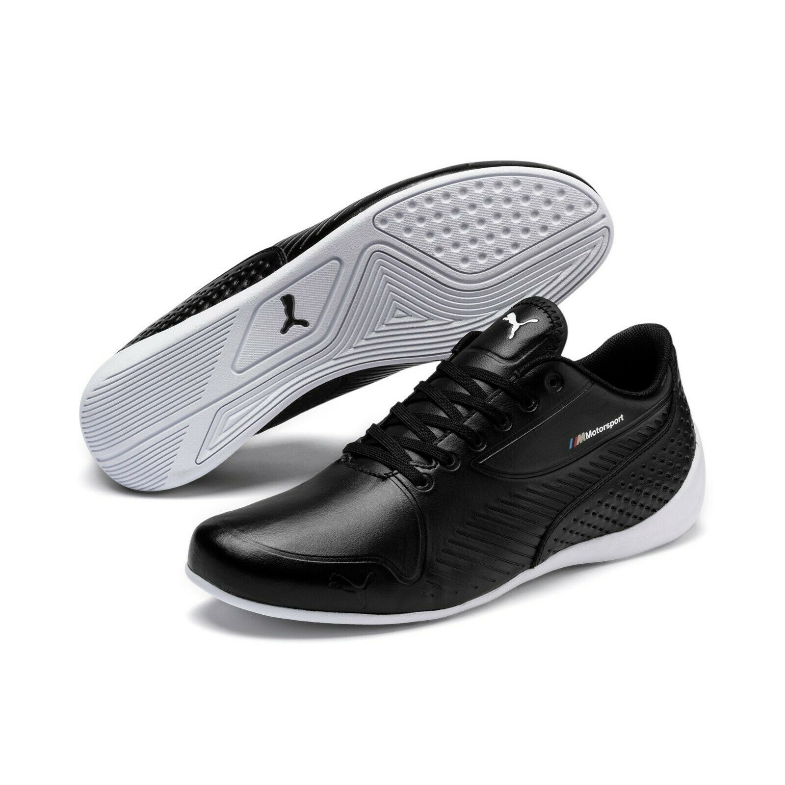MENS PUMA BMW MS DRIFT CAT 7S ULTRA F1 BLACK MOTORSPORT DRIVING RACING SHOES · $74.99 · Athletic