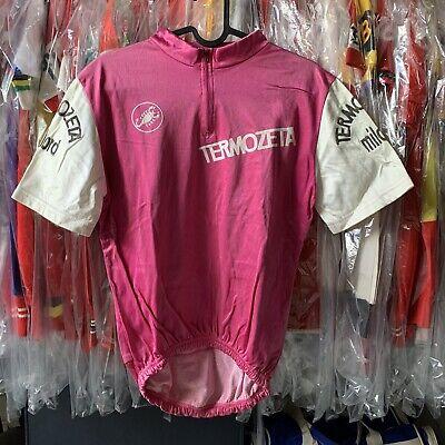 Giro Italia 1981 ciclamino vintage cycling leader jersey maillot RARE