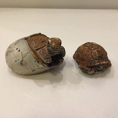 Vintage AAA Baby Tortoise Action Figures for sale  Belwood