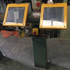 Pedestal Grinder - Ex Goverment Machine