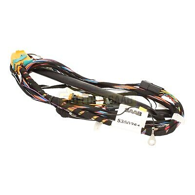 SAAB 93 9-3 9400 99-03MY FRONT AIR BAG WIRING LOOM HARNESS 5350251 RHD GENUINE
