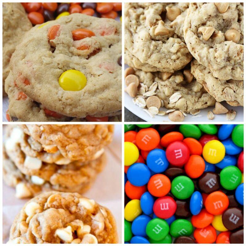 30 Lactation Cookies Sampler Package! Reese