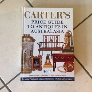 Antique map price guide no. 7: printed maps of australia, new.